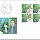 175 Years Swiss Pharmacists' Association - (FDC Block of 4)
