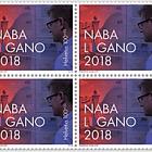 NABA Lugano 2018 - (Block of 4 Mint)