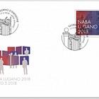NABA Lugano 2018 - (FDC Set)