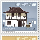 50 Years Ballenberg - (Set Mint)