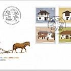 50 Years Ballenberg - (FDC Set)