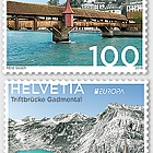 Europa 2018 - Bridges - (Set Mint)