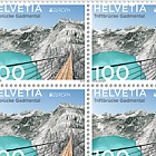Europa 2018 - Bridges - (Sheet Mint) - Trift Bridge, Gadmental