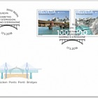 Europa 2018 - Bridges - (FDC Set)