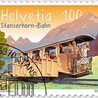 125 Years Stanserhorn Railway - (Set CTO)