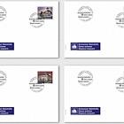 2018 Swiss Railway Stations - (FDC Single Stamp)