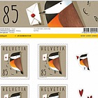Special Events - (Sheetlet Mint - Bird)