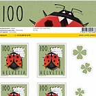 Special Events - (Sheetlet Mint - Ladybird)