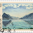 Ferdinand Hodler 1853–1918 - (Set CTO)