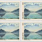 Ferdinand Hodler 1853–1918 - (Block of 4 Mint)