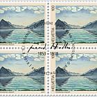 Ferdinand Hodler 1853–1918 - (Block fo 4 CTO)