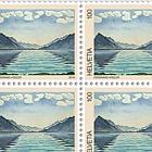 Ferdinand Hodler 1853–1918 - (Sheet Mint)