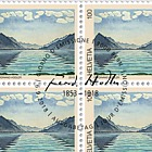 Ferdinand Hodler 1853–1918 - (Sheet CTO)