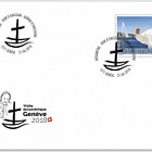 Papal Visit to Switzerland - (FDC Set)