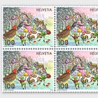 Fairy Tales - (Block of 4 Mint)