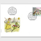 Fairy Tales - (FDC Single Stamp)