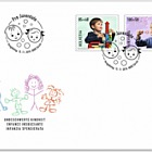 Pro Juventute - Happy Childhood - (FDC Set)