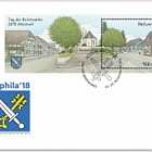 Stamp Day 2018 Allschwil - (Official USPS Item)