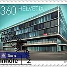 Swiss Railway Stations - (Set CTO)