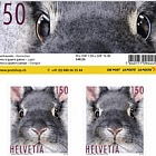 Animal Friends - Rabbit Sheetlet 10 Stamps Mint