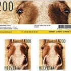 Animal Friends - Horse Sheetlet 10 Stamps Mint
