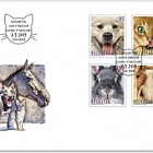 Animal Friends - FDC Set