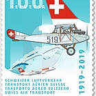 1919–2019 Swiss Air Transport