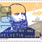 200th Anniversary of Alfred Escher's Birth
