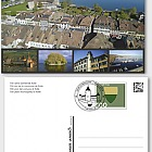 700 Years Municipality of Rolle - Postal Stationery CTO