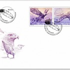 Europa 2019 - Birds - FDC Set