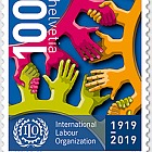 100 Years International Labour Organization (ILO), Geneva