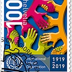 100 Years International Labour Organization (ILO), Geneva - Set CTO