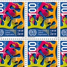 100 Years International Labour Organization (ILO), Geneva - Sheet of 20 Stamps Mint