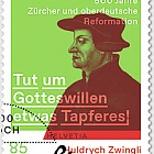 Huldrych Zwingli - 500 Years Reformation in Zurich & Southern Germany - Set CTO