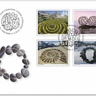 Land Art - FDC Set