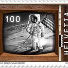 50 Years Manned Moon Landing - Set Mint