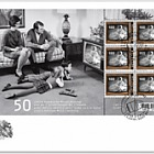 50 Years Manned Moon Landing - FDC Sheetlet