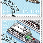 150 Years Lake Line + Train Ferry - Set CTO