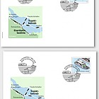 150 Years Lake Line + Train Ferry - FDC Single Stamp