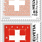 Pro Patria - The Swiss Flag - Set Mint