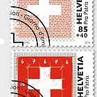 Pro Patria - The Swiss Flag - Set CTO