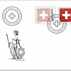 Pro Patria - The Swiss Flag - FDC Set