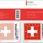 Pro Patria - The Swiss Flag - SB Mint