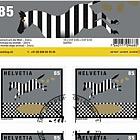 Animals Around the World - Sheetlet CTO - Zebra