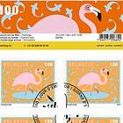 Animals Around the World - Sheetlet CTO - Flamingo