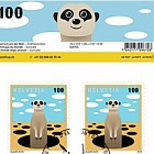 Animals Around the World - Sheetlet CTO - Meerkat