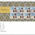 1000 Years Basel Cathedral - FDC Sheetlet