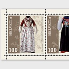 Traditional Swiss Costumes - M/S Mint