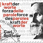 Carl Spitteler 100 Years Nobel Prize in Literature 1919–2019 - Set CTO