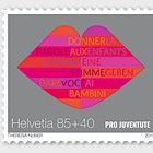Pro Juventute – 30 Years Children's Rights - Set Mint